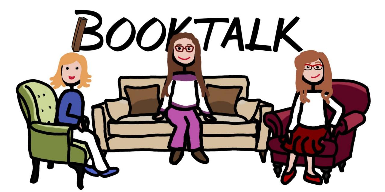 Booktalk Folge 1: Neunundneunzig Namen