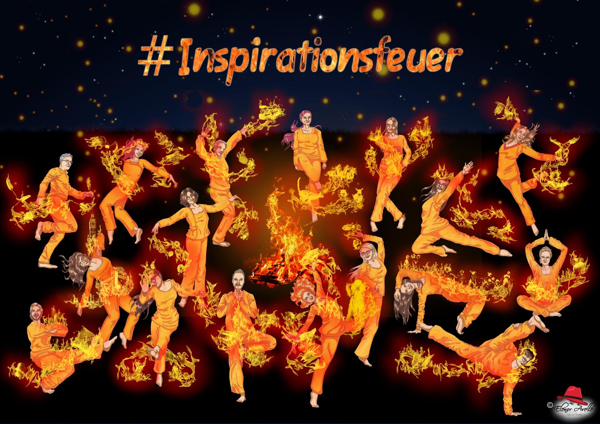 Inspirationsfeuer