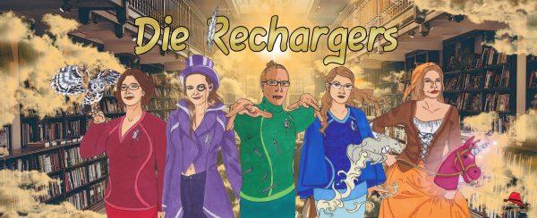 Jubiläum der Rechargers: Ein Jahr schon!